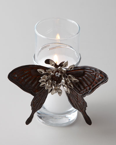 "Jan Barboglio ""Adelita Butterfly"" Candle"