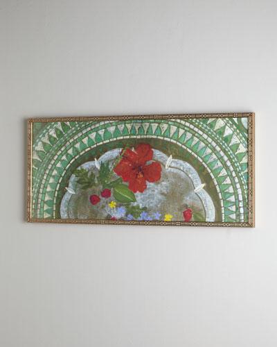 """""""Detail of Tile Floor"""" Giclee"""