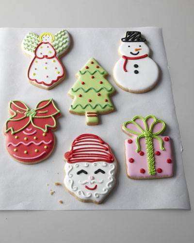 O MY GOODNESS Christmas Cookie Set