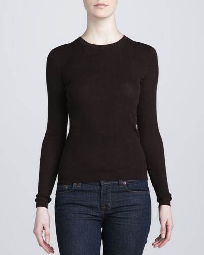 MICHAEL KORS Cashmere Crewneck Sweater