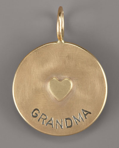 Heather Moore Grandma Charm