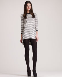 Gryphon New York Striped Sailor Dress