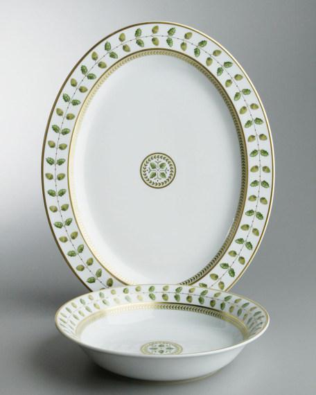 Constance Oval Platter, Large