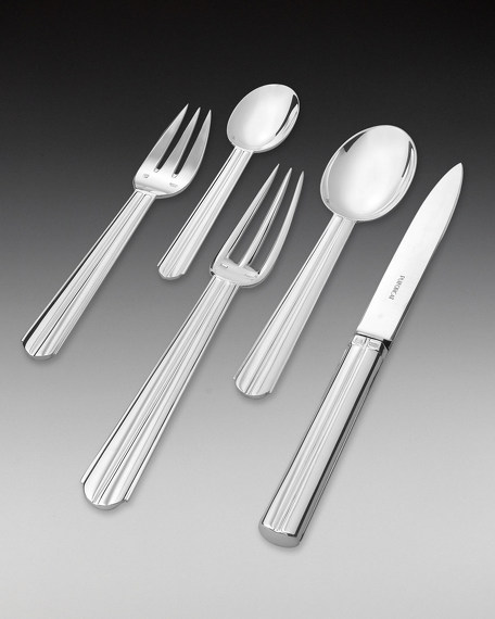 Chantaco Silver-Plated Dinner Fork