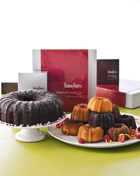 Liqueur Cakes, Six-Cake Sampler
