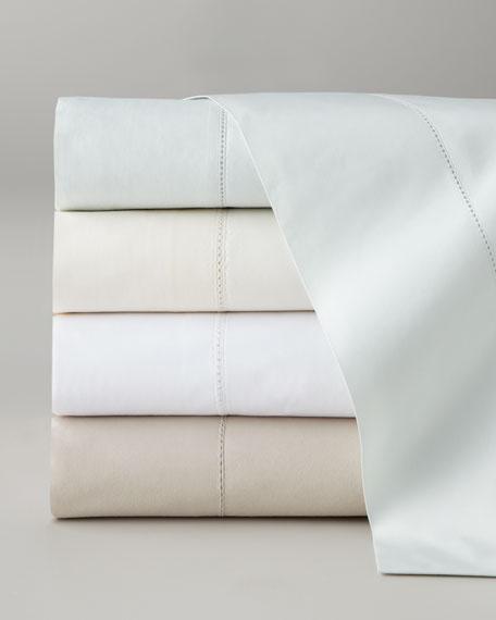 Two Standard Classic Hemstitch 400TC Pillowcases