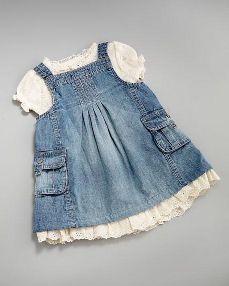 Jumper Dress, Sizes 3-9M