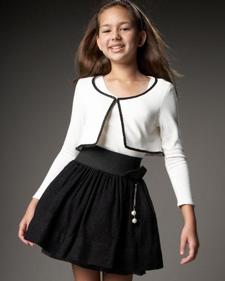 Bounce Skirt, Sizes 7-16