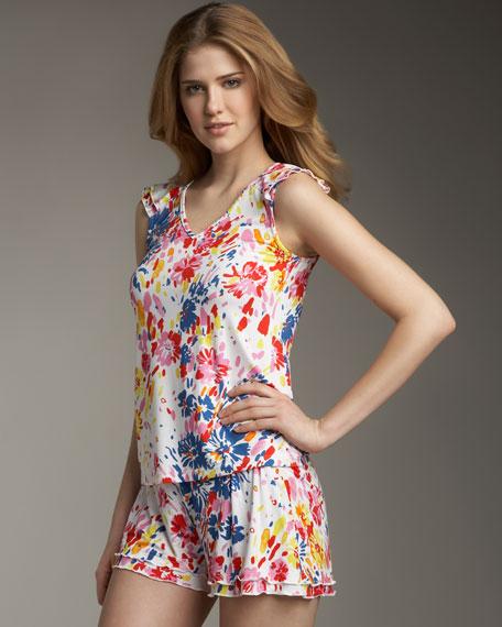 Margie Floral-Print Top