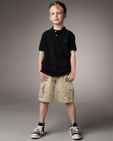 Gellar Shorts, Sizes 4-7