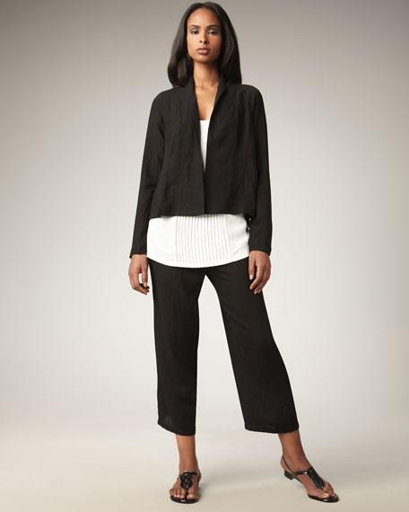 Basket-Weave Jacket, Women's