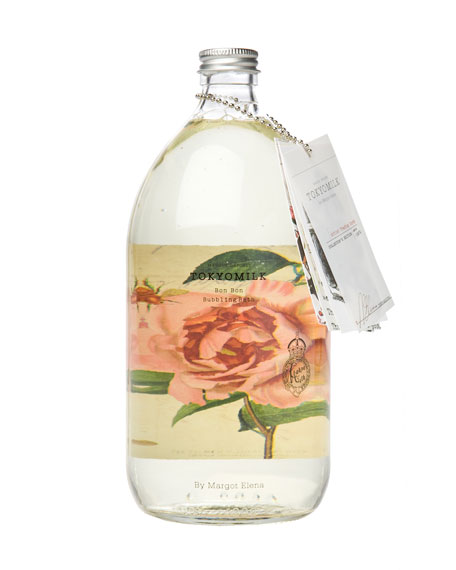Rose with Bees Bubble Bath, Large, 33.8 oz.