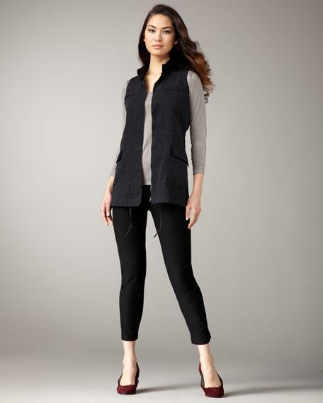 Three-Quarter-Sleeve Tee, Women's