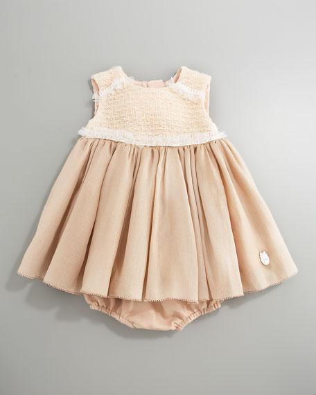 Marveilleuses Combination Dress, 24-36 Months