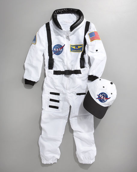 Youth Astronaut Suit with Cap