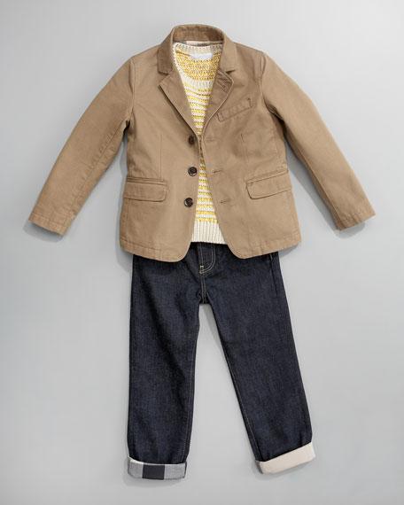 Mini Blazer, Sizes 2-6