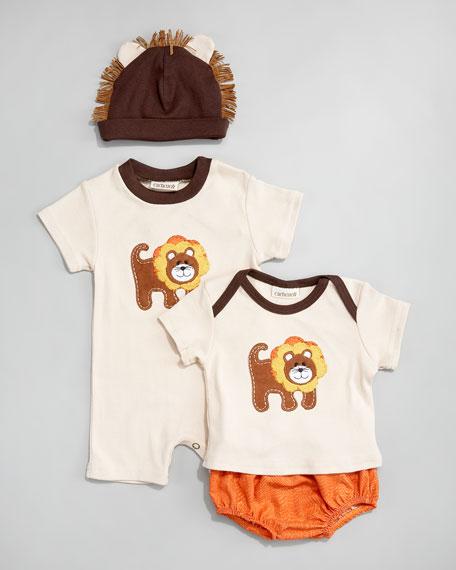 Lion Cap, 0-3 Months