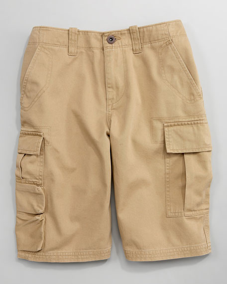 Pack Cargo Shorts, Sizes 2T-4T