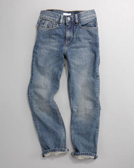 Straight-Leg Jeans, 2-6
