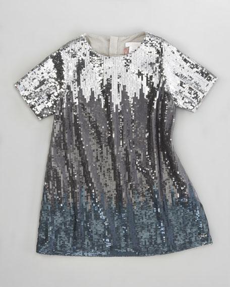 Sequin Dress, Sizes 2-5
