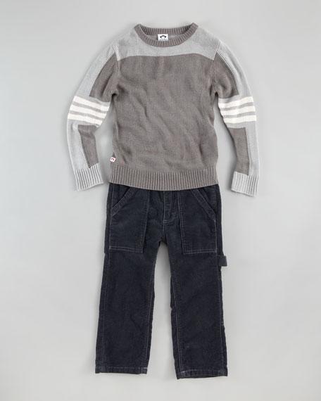 Alpine Colorblock Sweater