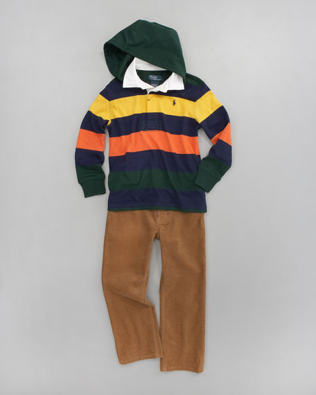 Corduroy Pants, Sizes 2-7
