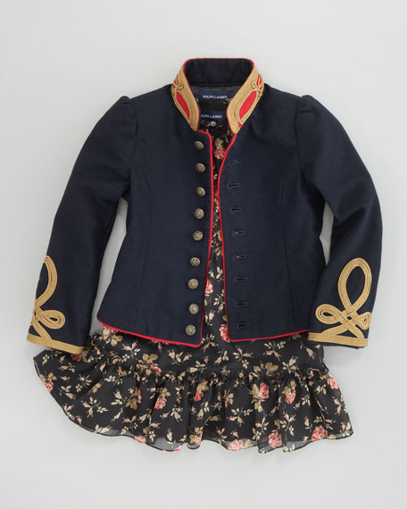 Officers Passementerie Jacket