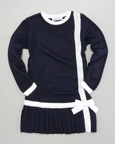 Wrap It Up Knit Dress, Sizes 2T-3T