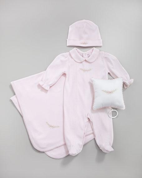 Rose Garland Blanket