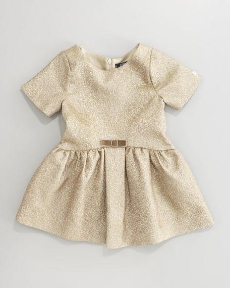 Laura Brocade Dress, Sizes 2-6