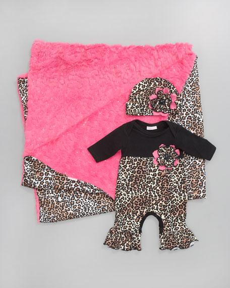 Fabulous Leopard Blanket
