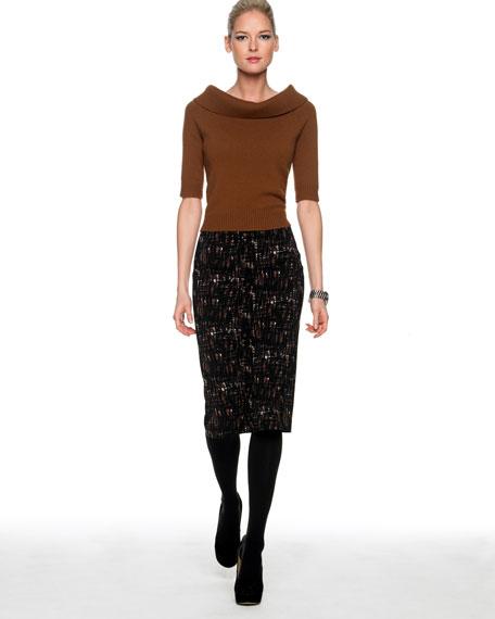 Crosshatch Cady Skirt