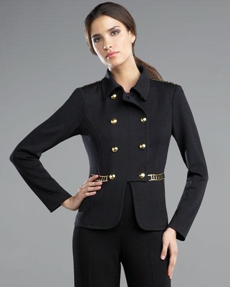 Santana Military Jacket