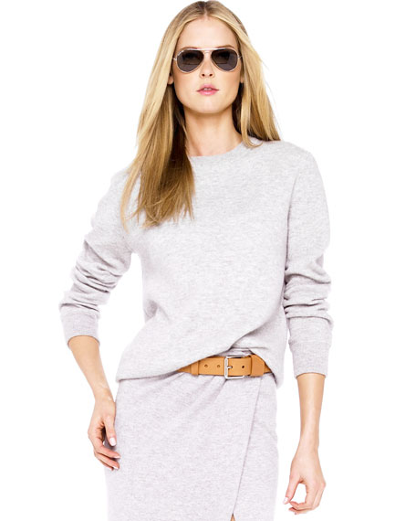 Lined Sweatshirt