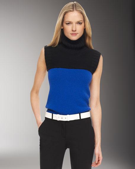 Chunky Colorblock Sweater