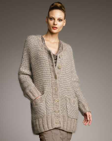 Hand-Knit Jacket