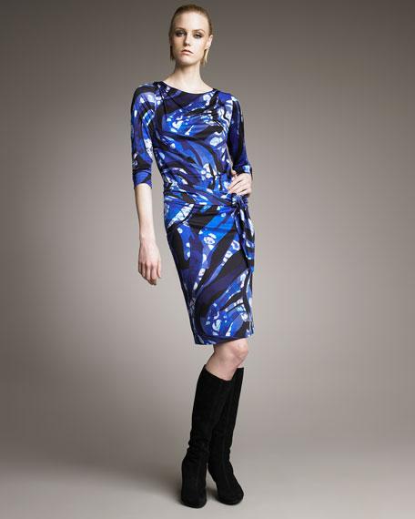 Marilyn Belted Dress