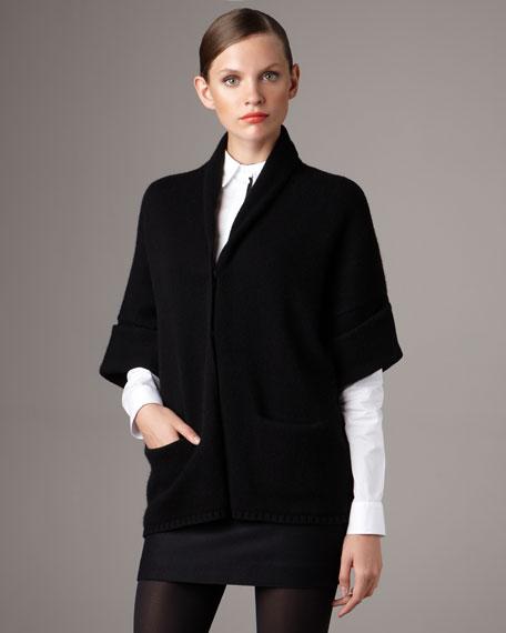 Kimono-Sleeve Cardigan