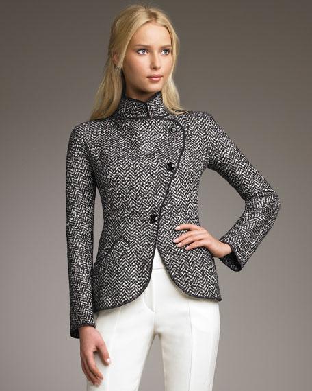 Decon Tweed Jacket