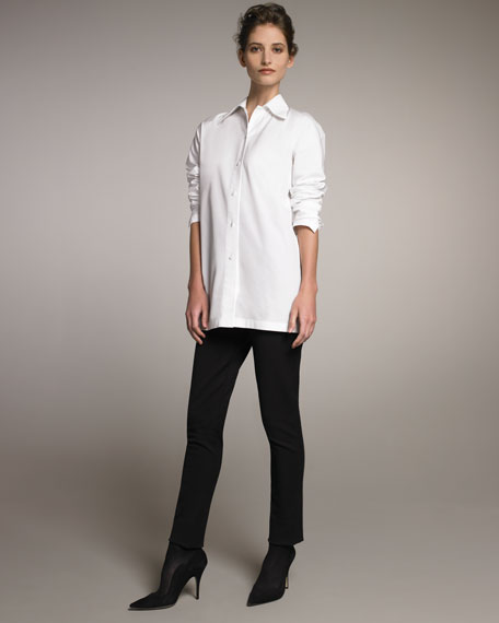 Legging-Style Ankle Pants