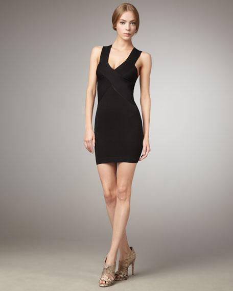Stella McCartney Crisscross Sheath Dress