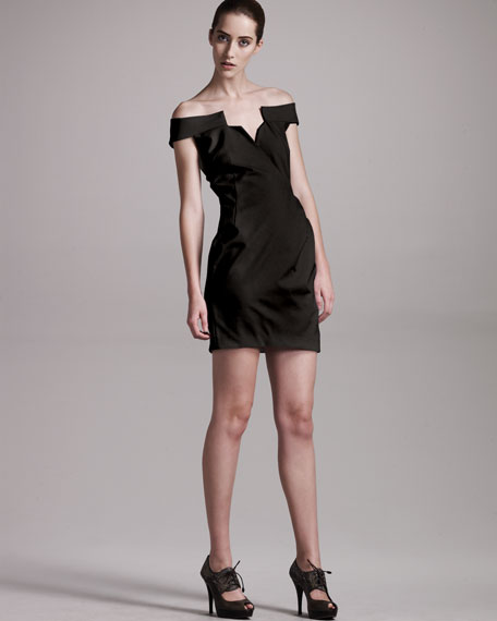 Catherine Off-Shoulder Dress