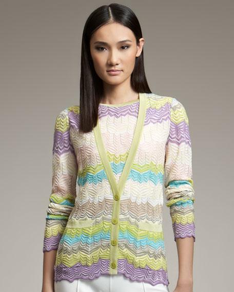 Bussola Knit Cardigan