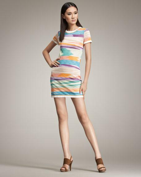 Hester Printed Dress