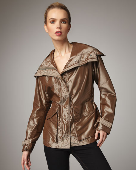 Tech-Silk Jacket