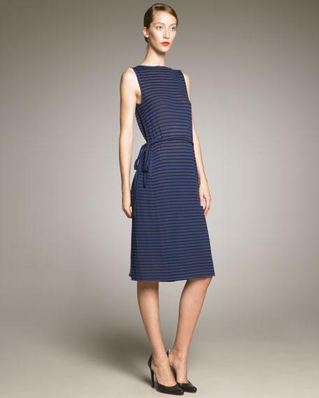 V Front/Back Wrap Dress
