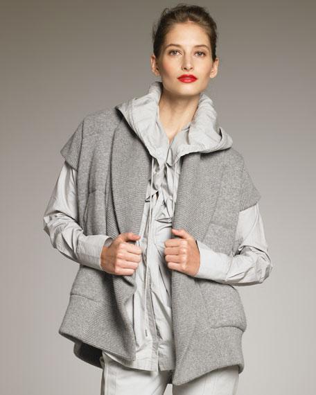 Wool/Cashmere Vest