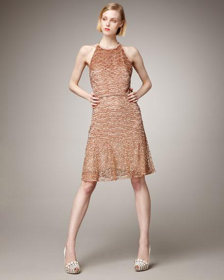Tulle Illusion Dress