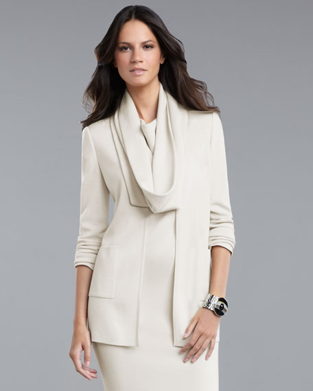 Milano Long Jacket