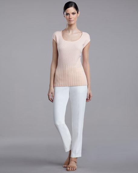 Emma Crepe Marocain Pants